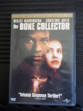The Bone Collector (DVD, 2000, Anamorphic Widescreen) Like New
