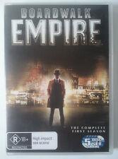BOARDWALK EMPIRE DVD - Complete Season 1 - GC - Steve Buscemi