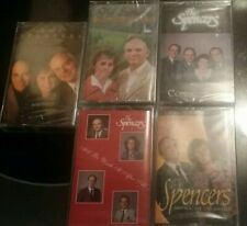 The Spencers 5 Cassette Lot