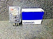OMRON 24VAC Coil Volts, General Purpose Relay, 10A @ 240VAC/10A @ 28VDC Contact