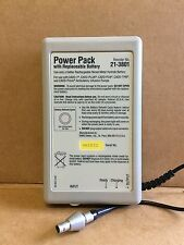 Deltec Power Pack with Replaceable Battery (21-3801) for CADD pumps