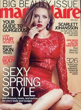 SCARLETT JOHANSSON  RARE! MARIE CLAIRE Magazine MAY.2013 BRAND NEW UNREAD MINT