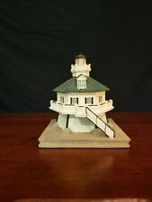 "Scaasis Originals Lighthouse Hooper Strait Md, 5 1/2"" Tall"