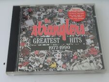 The Stranglers Greatest Hits 1977 1990 Epic CD