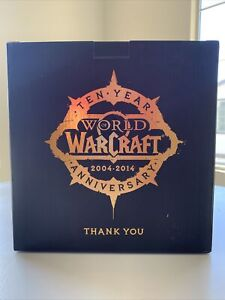 World Of Warcraft Ten Year Anniversary Orc Statue