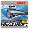 RENAULT Clio [Mk3] 06.05-> BOSCH AEROTWIN Vehicle Specific Wiper Blades A118S