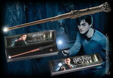 Harry Potter - Harry Potters Wand with Illuminating Tip Authentic Replica BNIB