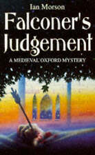 Good, Falconer's Judgement (A medieval Oxford mystery), Morson, Ian, Book