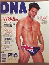 DNA Swimwear Edition Aussie Summer Cricket Mr Gay World #179 2015 FREE SHIPPING!