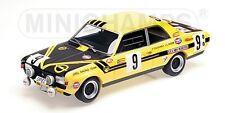 Opel Commodore cantero 1970 24h spa haxhe Toussaint Gulf #9 Minichamps 1:18