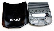 TAMA Rhythm Watch RW100 Drum Metronome Machine w/ Slip Cover
