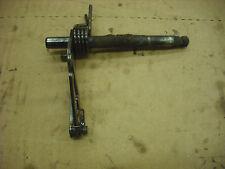 1981 Kawasaki KZ 1000 K transmission gear shifter shaft selector pawl spring