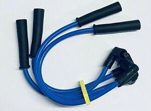 8mm Blue  silicone plug HT lead MPI  GHT289 ROVER COOPER SPORT 97-01