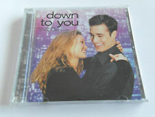Down To You - Soundtrack (CD Album) Used Very Good