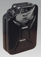 Sealey jc20b Bidón 20ltr - Negro