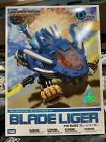 Kotobukiya D-Style ZOIDS Blade Liger special limited -Gold plated parts included