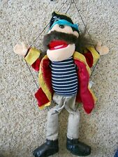 Pirate Marionette Puppet From Sunny & Company Toys 2005