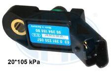 ERA Sensor Saugrohrdruck 550130 für FIAT SCUDO ULYSSE Combinato 2.0 16V PEUGEOT