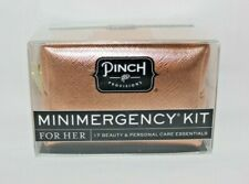 Pinch Provisions Minimergency Kit Rose Gold w 17 Beauty Personal Care Essentials