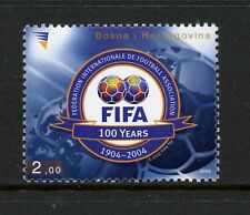 Bosnia 2004  #468  football soccer    1v.  MNH   L291