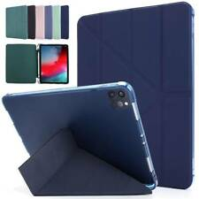 """For Apple iPad 7.9"""" 9.7"""" 10.2"""" 10.5"""" 11"""" 12.9"""" Smart Leather Stand Case Cover"""