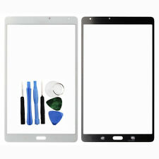 For Samsung Galaxy Tab S 8.4 Front Outer Glass Screen Lens White T700 T705 Tools