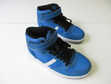 Boy's GLOBE 'Superfly' Sz 5 US Casual Shoes Blue White As New | 3+ Extra 10% Off