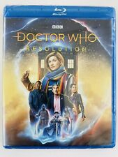 Doctor Who: Resolution (Blu-ray Disc, 2019, Bbc)