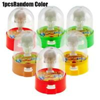 10X Children Puzzle Mini Finger Shooting Basketball Small Toy Educational Game