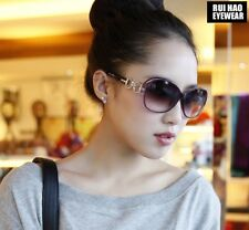 Designer Women Sunglasses Polarized Sun Glasses Eyewear Purple Frame UV Lens
