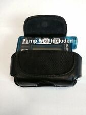 Leather Diabetic Pump Case For Medtronic