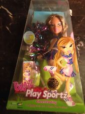 BRATZ Play Sportz Yasmin Cheerleading Doll NEW !!! sealed 🤐 Cheerleader Sports