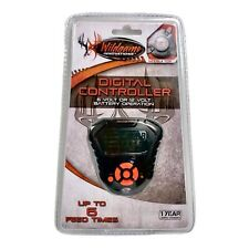 Wildgame Innovations Lcd Digital Feed Timer Controller Tdx 6 or 12 Volt