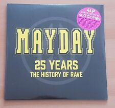Mayday 25 Years - The History Of Rave (Ltd. 4 LP Edition)
