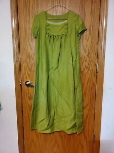 Vintage bridesmaid dress Green