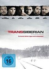TRANSSIBERIAN DVD ACTION THRILLER T. KRETSCHMANN NEU