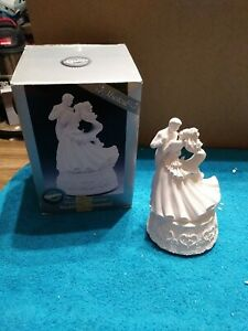 1998 Wilton Musical Always And Forever Wedding Ornament
