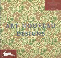 Art Nouveau Designs - Pepin Press 2000 - CDrom inclus