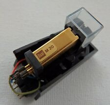 Dual / Ortofon Tonabnehmer System + Original Diamant Nadel M 20 E + TK Träger