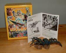 2005 IWAKURA Godzilla Collection KUMONGA DIORAMA Mini HG Figure