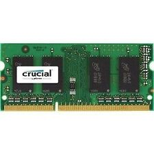 Componente PC crucial 4GB DDR3 1866 Sodimm 1 35v single