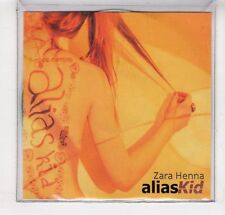 (GM995) Alias Kid, Zara Henna - 2015 DJ CD