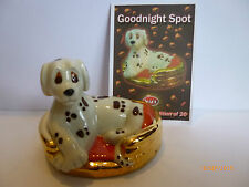 WADE GOOD NIGHT SPOT SPECIAL LIMITED EDITION OF 20 GOLD BASKET