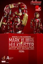 Avengers 2 - Iron Man Hulkbuster & Mark XLIII Artist Mix Pack *BRAND NEW*