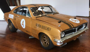 1/18 CLASSIC HOLDEN HT MONARO BEECHEY 1970 ATCC WIN 50th ANNIVERSARY GOLD