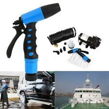 High Pressure Washdown Deck Wash Pump12V 5.5GPM 70PSI for Boat Marine Caravan
