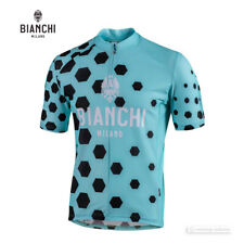 Bianchi Milano COGHINAS Short Sleeve Cycling Jersey
