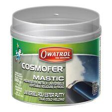 Mastic Bi-composant Polyester COSMOFER OWATROL - 250 G
