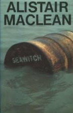 Seawitch - Alistair MacLean Audio Book MP 3 CD Unabridged 7 Hrs