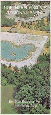 c1970 Northern Virginia Regional Parks Brochure